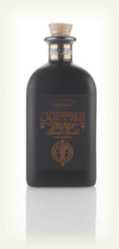 Slika Copperhead The Alchemist's Gin BLACK BATCH 40% 0,5 L