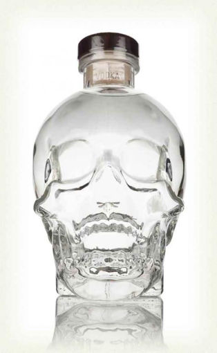 Slika Crystal Head Vodka 40% 0,7 l + GB