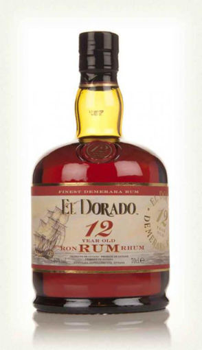 Slika El Dorado 12 Years Old + GB 40% 0,7 l