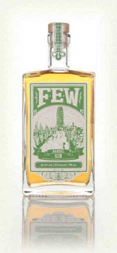 Slika FEW Barrel Aged Gin 46,5% Vol. 0,7 l