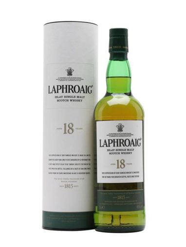 Slika Laphroaig 18 Years Old 48% Vol. 0,7l + GB