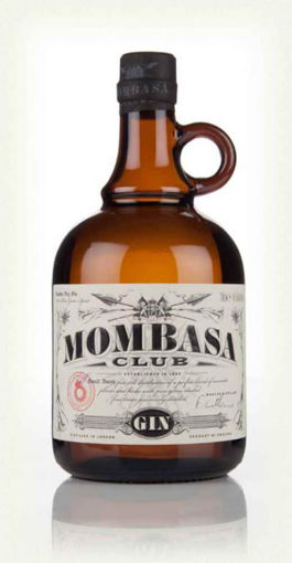 Slika Mombasa Club London Dry Gin  41,5%  0,7