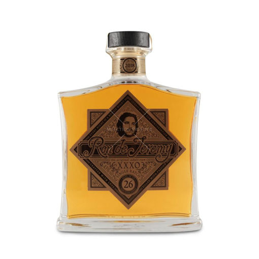 Slika Ron De Jeremy 2018 XXXO 26 Limited Edition 43% 0,7 l
