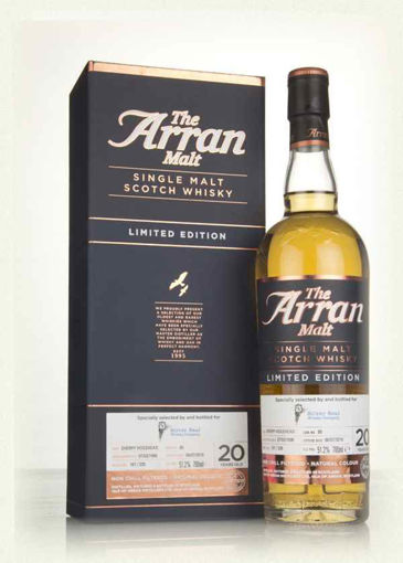 Slika The Arran Malt SILVER SEAL 20 Years Old Single Malt Scotch Whisky Liwithed Edition 1996 51,2% Vol. 0,7l in Giftbox