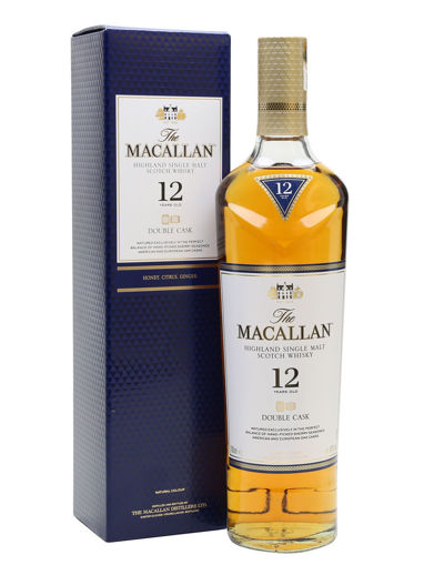 Slika The Macallan 12 Years Old DOUBLE CASK Highland Single Malt Scotch Whisky 40% Vol. 0,7l in Giftbox