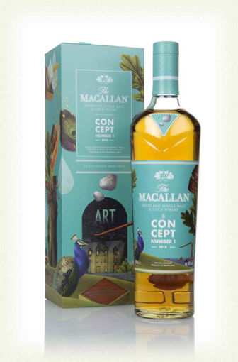 Slika The Macallan CONCEPT N° 1 Limithed Edition 2018 40% Vol. 0,7l in Giftbox