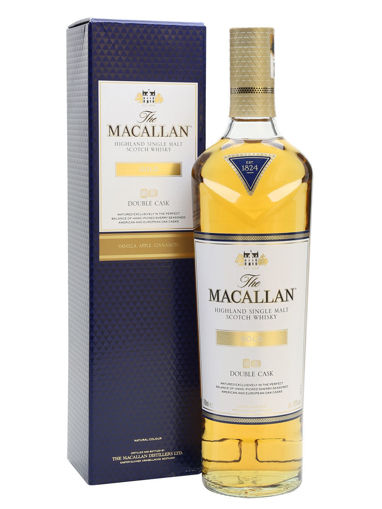 Slika The Macallan Gold Double Cask 40% Vol. 0,7l in Giftbox