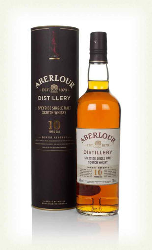 Slika Aberlour 10 Years Old FOREST RESERVE Speyside Single Malt Scotch Whisky 48% Vol. 0,7l in Giftbox