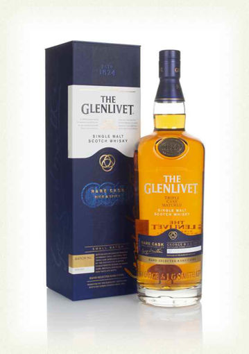 Slika The Glenlivet RARE CASK Triple Cask Matured Single Malt Scotch Whisky 40% Vol. 1l in Giftbox