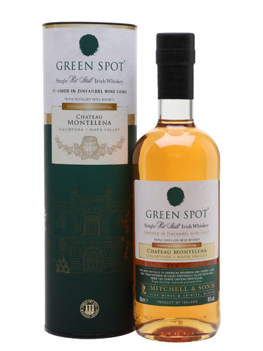 Slika Green Spot CHATEAU MONTELENA Single Pot Still Irish Whiskey 46% Vol. 0,7l in Giftbox