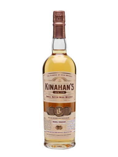 Slika Kinahan's Small Batch Irish Whiskey 46% Vol. 0,7l