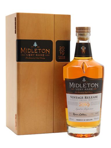 Slika Midleton VERY RARE Irish Whiskey 2019 40% Vol. 0,7 l in wooden gift box