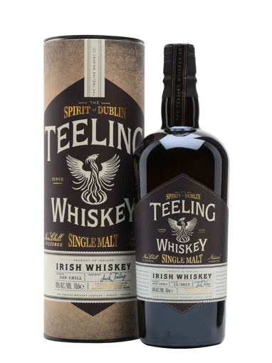 Slika Teeling Whiskey SINGLE MALT Irish Whiskey 46% Vol. 0,7l in Giftbox