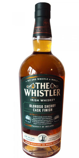 Slika The Whistler Irish Whiskey OLOROSO SHERRY CASK FINISH 43% Vol. 0,7l
