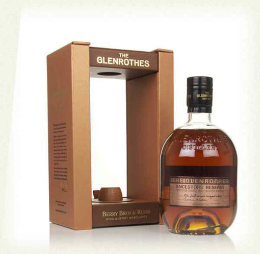 Slika The Glenrothes ANCESTORES RESERVE 43% Vol. 0,7l in Giftbox