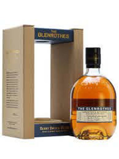 Slika The Glenrothes Minister's Reserve 43% Vol. 0,7l in Giftbox