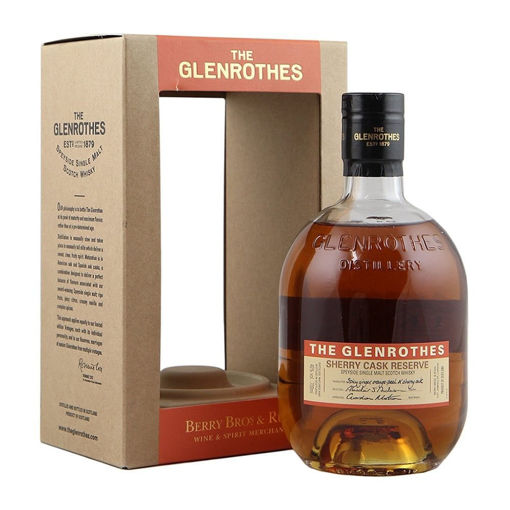 Slika The Glenrothes Sherry Cask Reserve 40% Vol. 0,7l in Giftbox