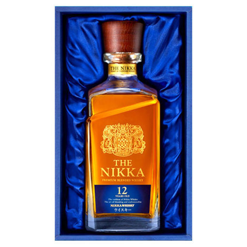 Slika Nikka THE NIKKA 12 Years Old Premium Blended Whisky 43% Vol. 0,7l in Giftbox